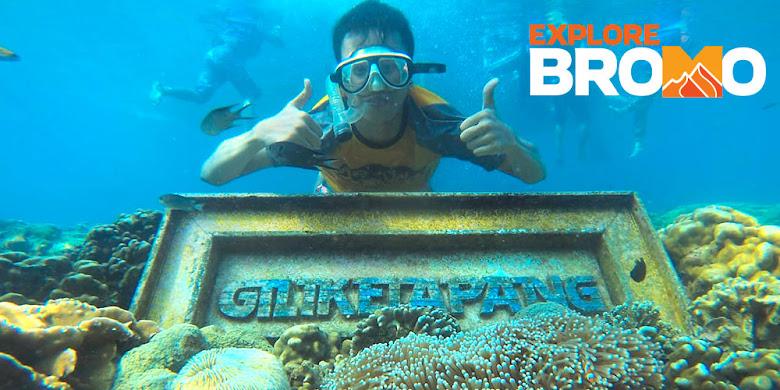 snorkeling wisata gili ketapang