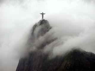 Cristo Redentor, 80 anos, Rio de Janeiro, 12 de Outubro, 2011, Corcovado