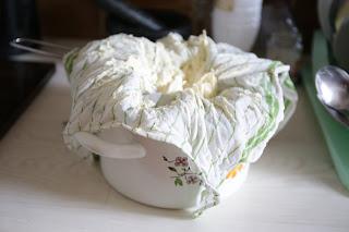- when milk turns sauer, you can make a cream cheese