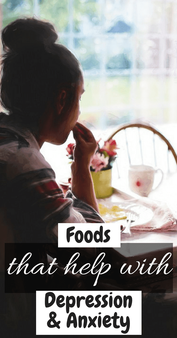 Foods That Help With Depression And Anxiety
