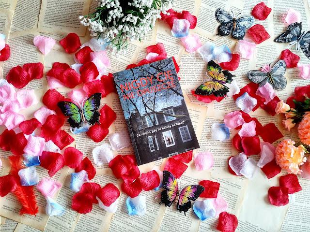 """Jej kochanek, klient, obsesja i źródło kłopotów, czyli recenzja powieści J.L. Butler pt.""""Nigdy Cię nie opuszczę"""""""