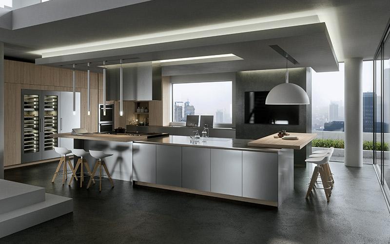 une hotte au dessus de votre table de la salle manger. Black Bedroom Furniture Sets. Home Design Ideas