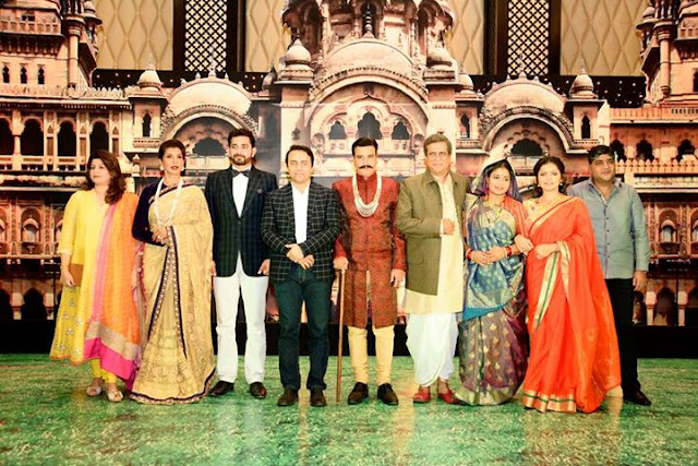 "Sandip Soparrkar choreographs for Zee TV upcoming show ""Ek Tha Raja Ek Thi Rani"""