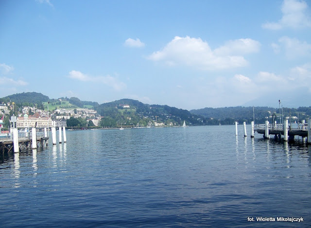 Szwajcaria: Lucerna- miasto z magicznym pierwiastkiem.