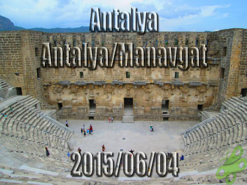 2015/06/04 Buralarda geziyorum bisiklet turu (BGBT) 21. Gün (Antalya – Antalya/Manavgat)