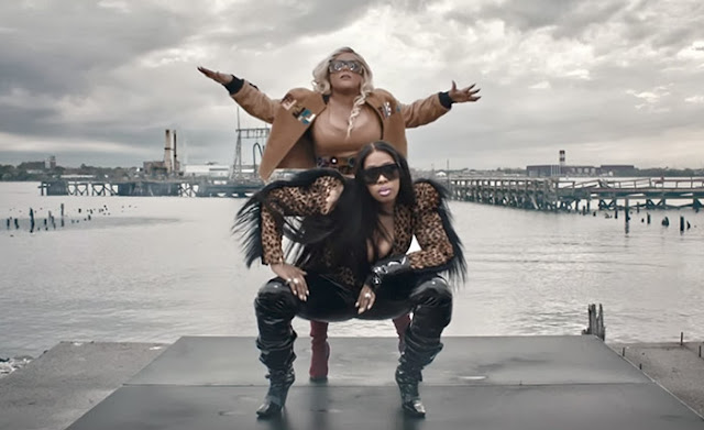 Remy Ma & Lil' Kim drop new video for 'Wake Me Up'