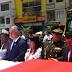 AUTORIDADES PARTICIPARON EN ACTIVIDADES CENTRALES POR ANIVERSARIO DE CHINCHA