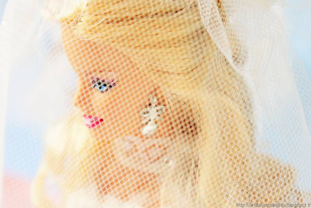 Barvie voile de mariée