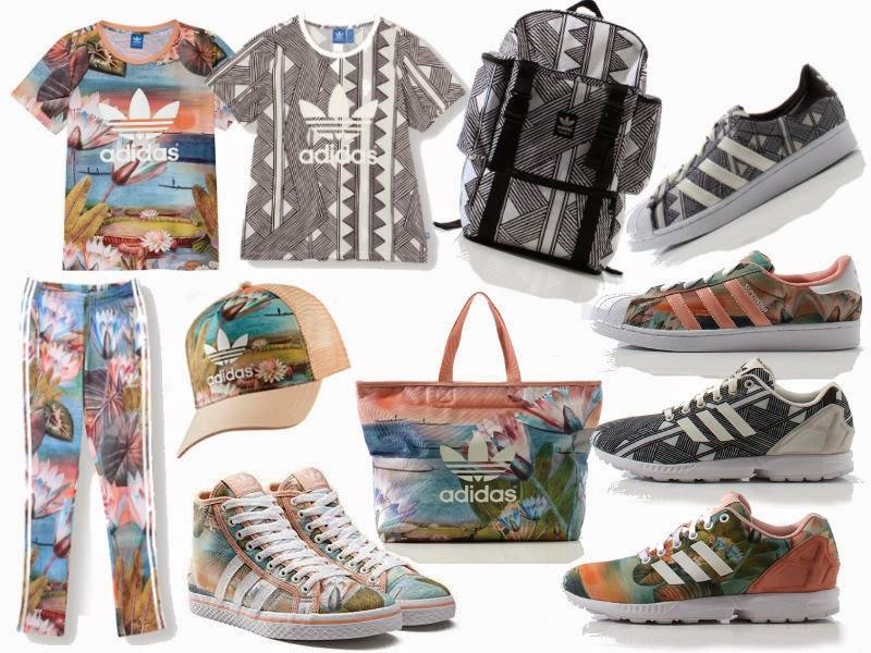 b67d36676b4 Dica da Lela  Farm + Adidas nova coleção em 2015