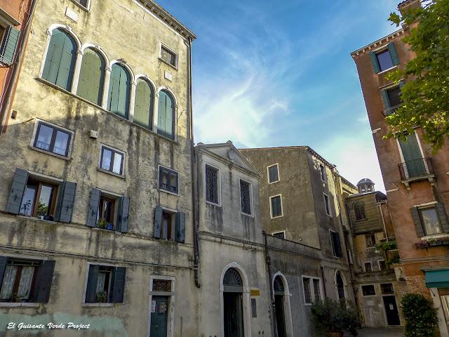 Sinagoga Alemana - Cannaregio, Venecia por El Guisante Verde Project