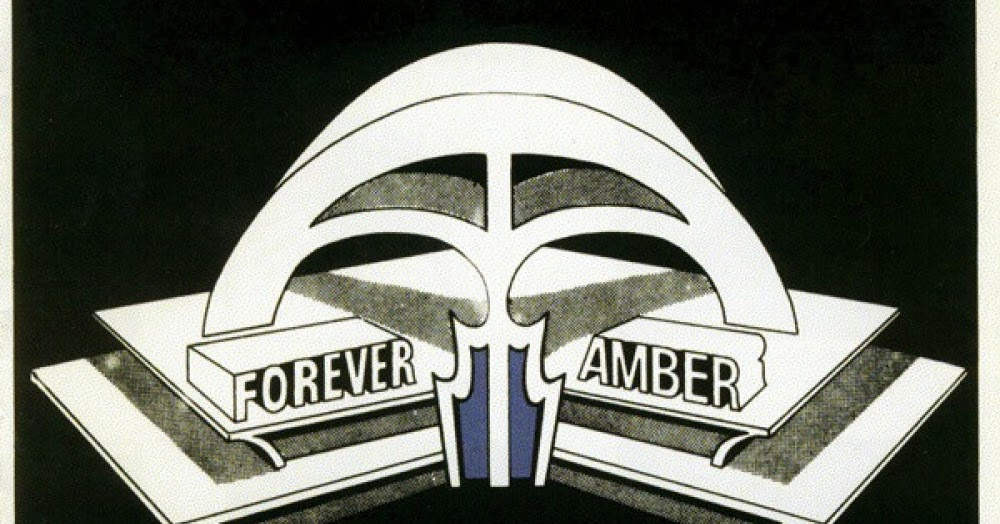 Its Psychedelic Baby Magazine From The Vault Forever Amber The