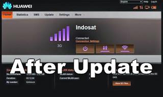 web gui bolt setelah diupgrade dan update