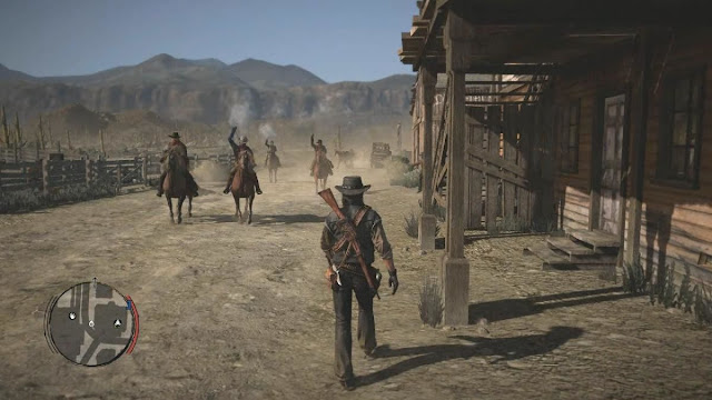 Red Dead Redemption 2: PS4 Review
