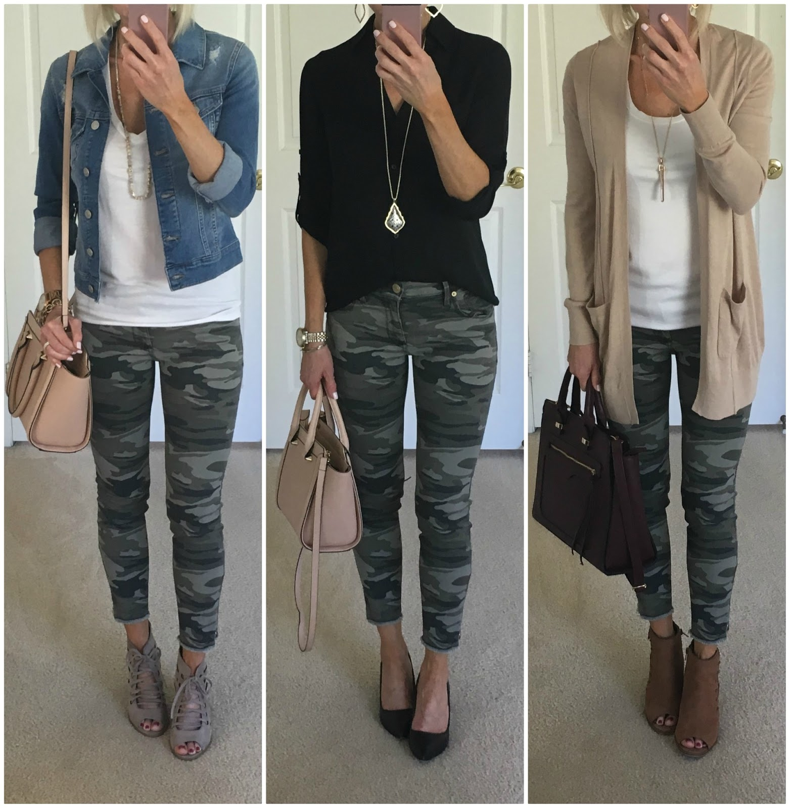camo jeans outfit ideas on the daily express