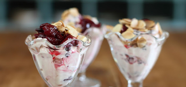 9sp - CHERRY BROWN SUGAR FOOL WITH HONEY ALMONDS