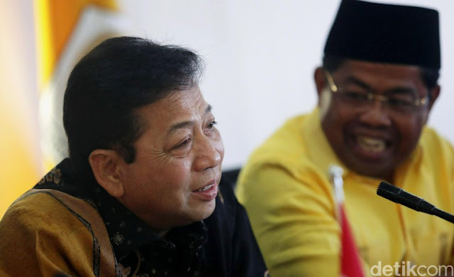 Setya Novanto akan Bongkar Semua Pihak Terlibat e-KTP