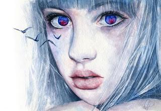 Mavi, blog yazısı, şiir, dertleşme