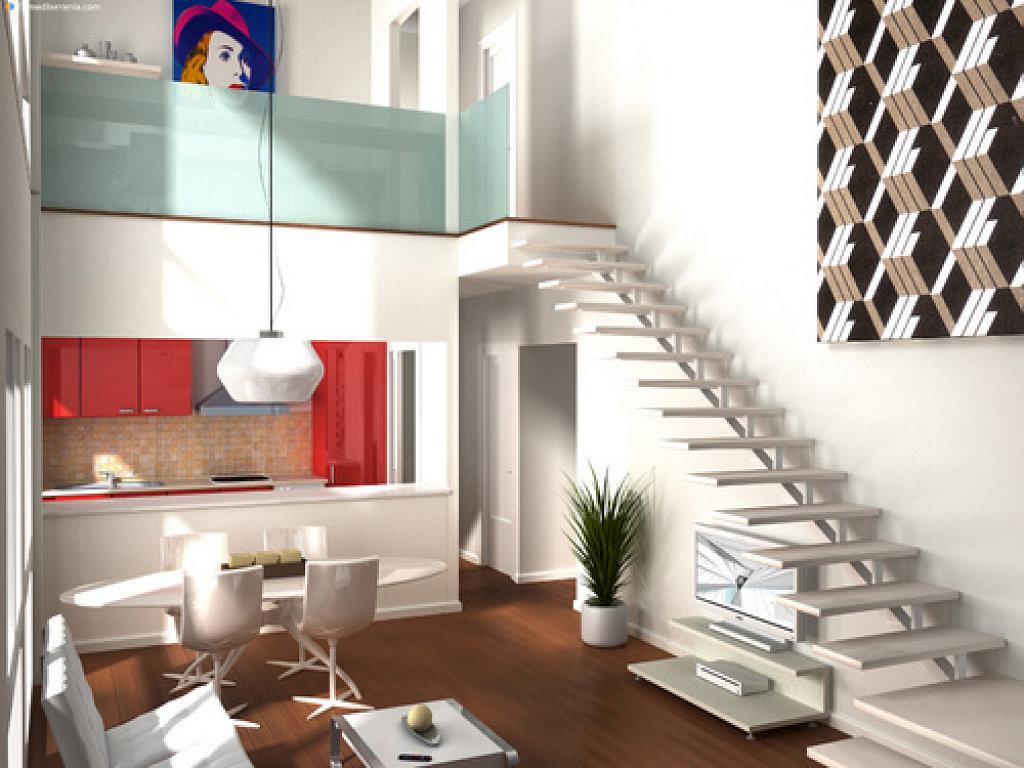 Apartamentos tipo loft que son y cuales son sus for Decoracion estilo loft