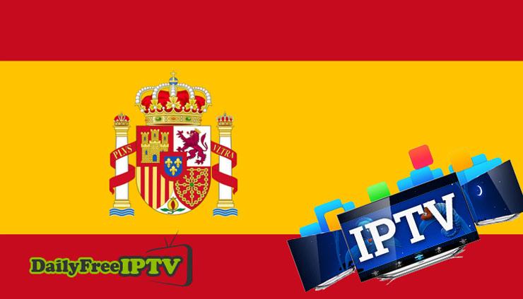SPAIN IPTV LINK | SPAIN M3U PLAYLIST