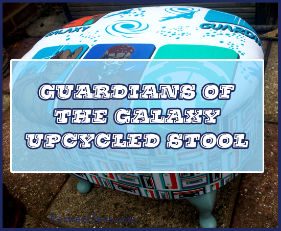 Making Guardians of the Galaxy furniture