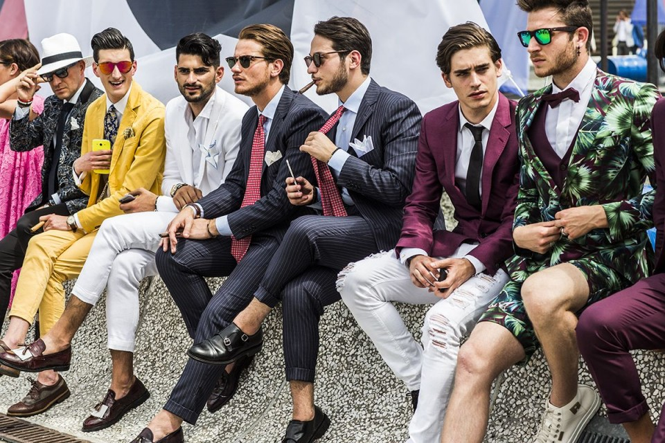 Miss Margaret Cruzemark The Boys Are Back In Town Streetstyle From London And Pitti Uomo