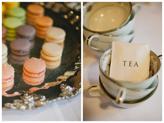 Garden Wedding and Afternoon Tea reception | photos by Spindle Photography