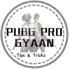 Pubg Pro Gyaan Logo