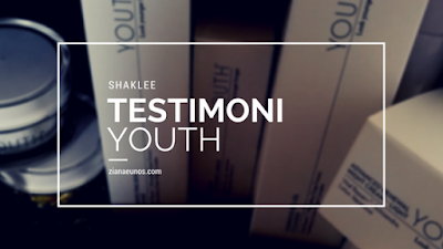 testimoni youth shaklee