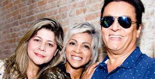 Criz Rosa, Rosy Rocha e Nahim - Foto Satoko Goi