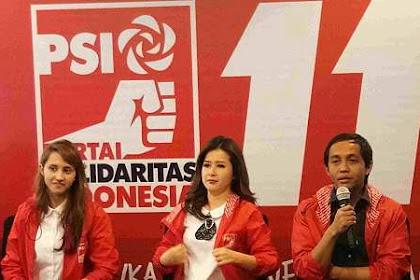 Wadaw Bikin Greget! PSI Bikin Polling, yang Menang jadi Cawapres Jokowi Menurut Survey Websitenya Ternyata Ini