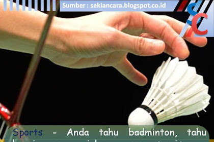 Badminton Man part 1