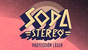 Show Laser de Soda Stereo en el Planetario de Bogota