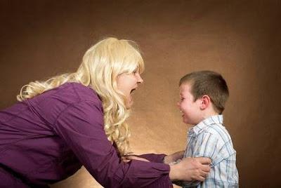 Tem Na Web - Os gritos que afetam o cérebro infantil