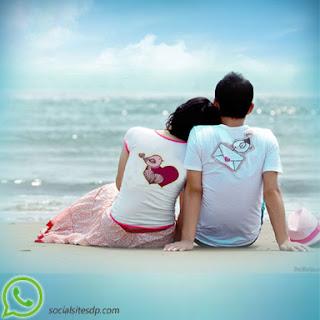 Latest Romantic dp for whatsapp