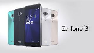 Download Firmware Asus Zenfone 3 ZE520KL Terbaru Tanpa Iklan