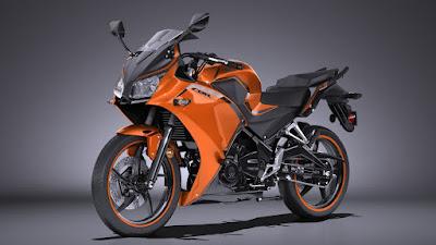 2016 Honda CBR300R  side image