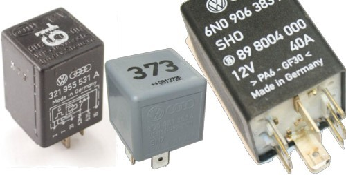 Vw polo vag relay indetification relays with their vag numbers inscribed on the plastic housing publicscrutiny