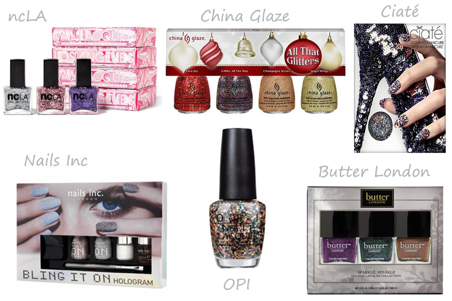 Christmas Gift Guide 2012 My Favourite Nail Polish Gift Sets Flutter And Sparkle