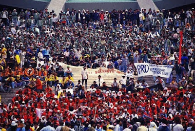 Gerakan Mahasiswa Tahun 1998