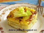 Tatranské bryndzové zemiaky - recept