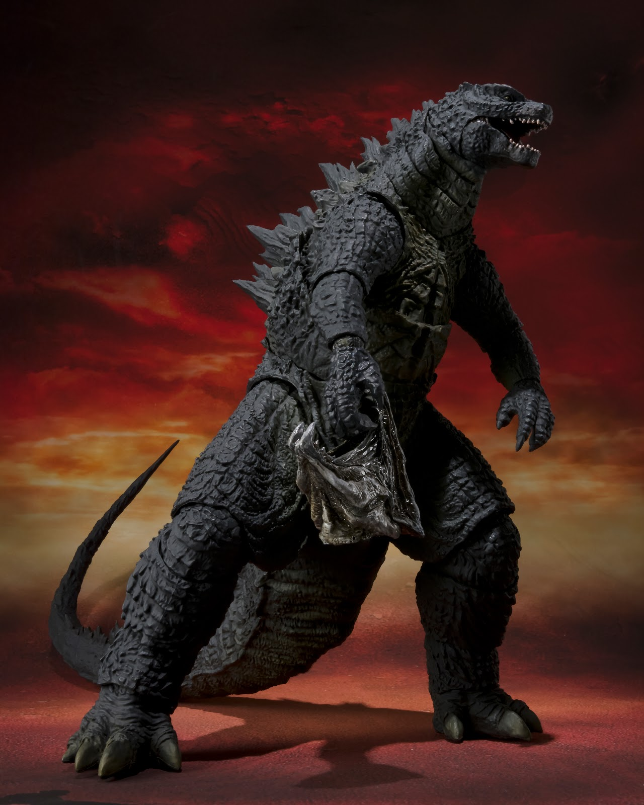S.H.MonsterArts: The Articulation Series: Hi-Res Photos Of