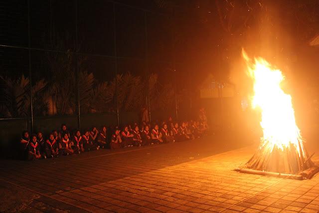 Unggun Api Pramuka