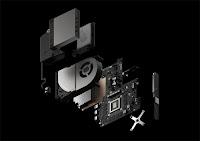το εσωτερικό του Xbox Scorpio