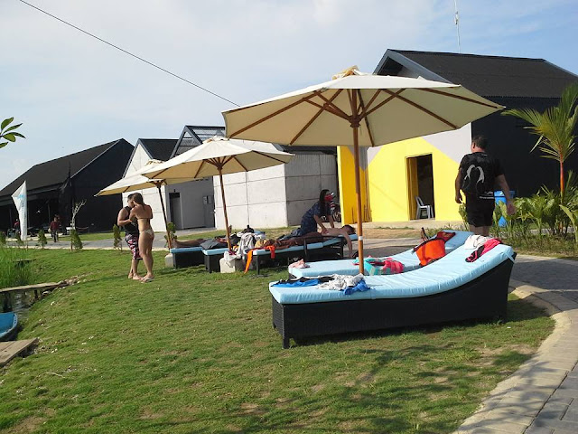 area Cafe Wake Park Bengkong