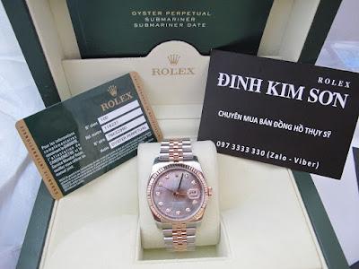 Gọi: 0973333330 Thu mua đồng hồ đeo tay Rolex - Omega - Piaget - Cartier ..