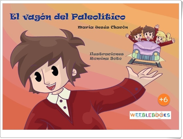 """""""El vagón del Paleolítico"""" de María Jesús Chacón"""