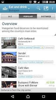 YoAndroideo.com: De turismo con mi Android. Hoy, Budapest