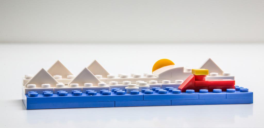 Lego 25 New Black Tiles Modified 2 x 2 Triangular Pieces