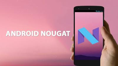 Cara Merubah Tampilan Android Menjadi Android Nougat