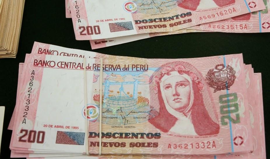 Billetes Falsos Circulan En Chincha Chincha En La Noticia